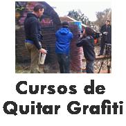 Curso de quitar grafiti